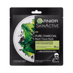 Charcoal Tissue Mask Black Algae