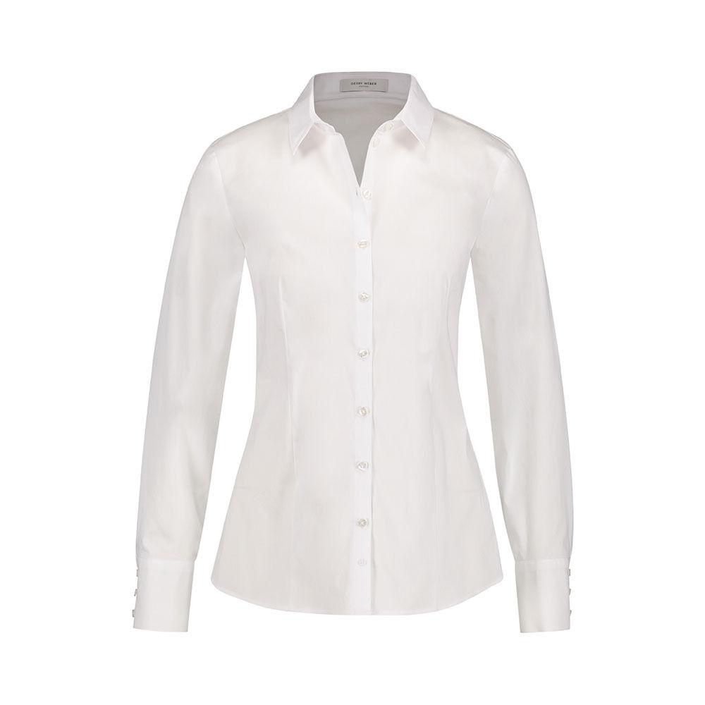 Skjorta Enfärgad