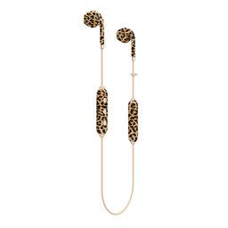 Trådlösa Hörlurar Wireless II leopard