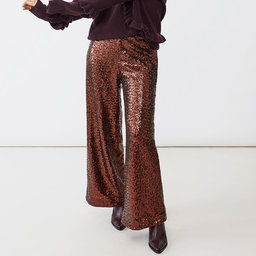 May Sequin Trousers