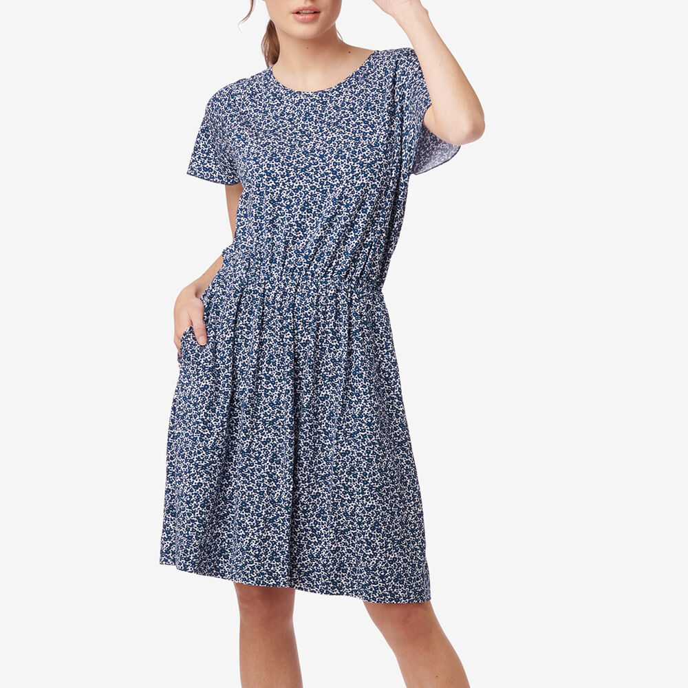 Amira Printed Dress