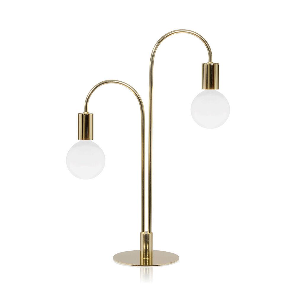 Bordslampa Grace, 56x35x18 cm, mässing