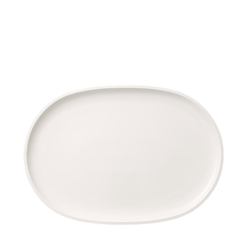 Fisktallrik/ovalt fat 43 x 305 cm