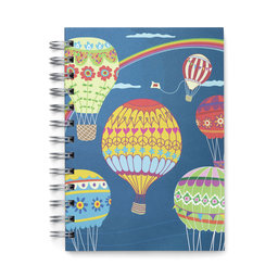 Hot Air Balloons Journal