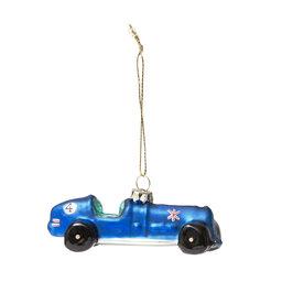Julgransdekoration Racerbil 9 cm