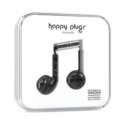 Earbud Plus Black Marble