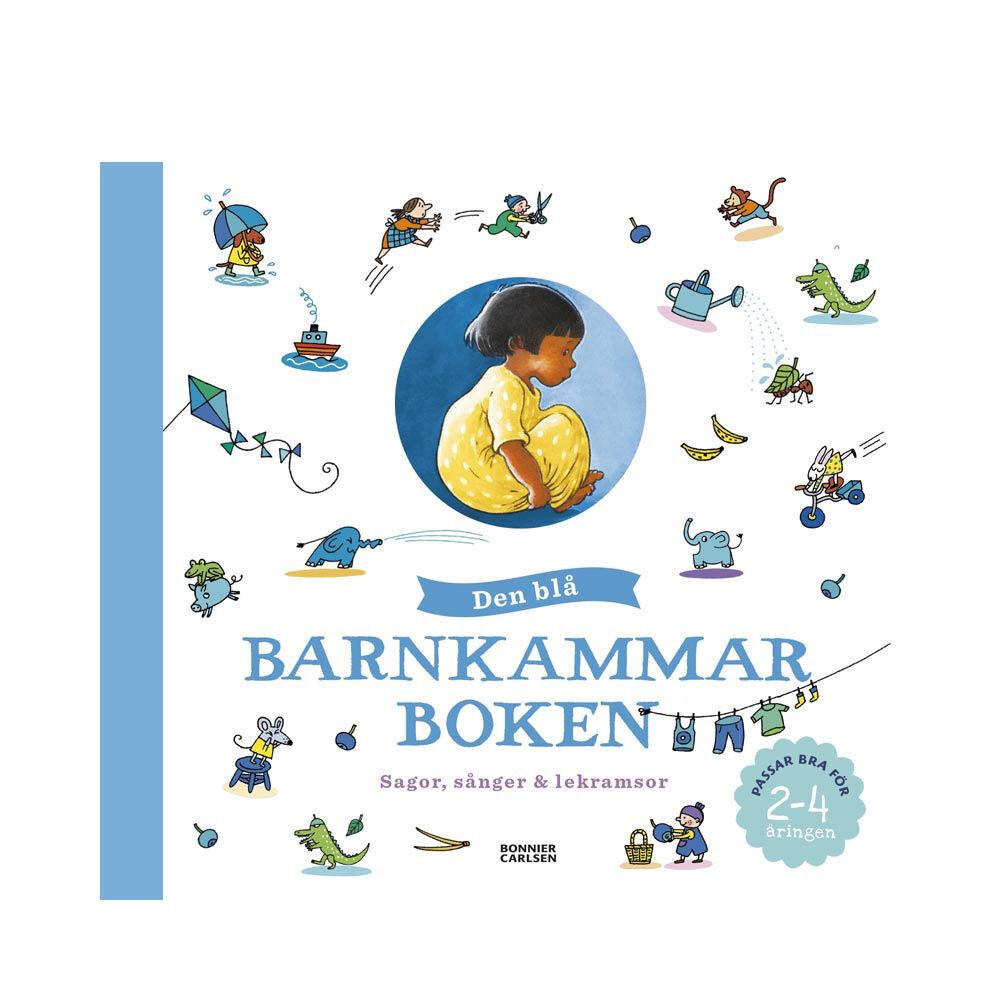 Den blå barnkammarboken 2019