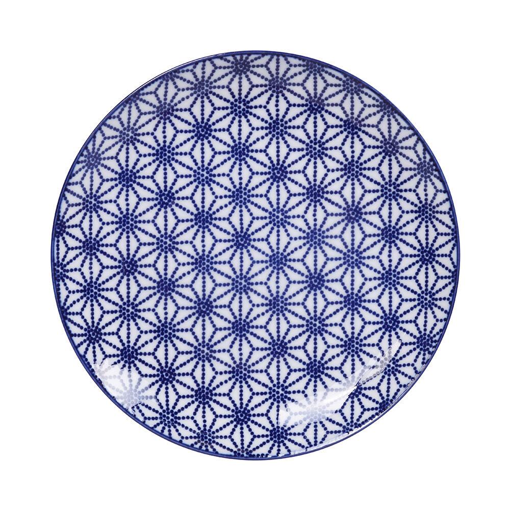 Tallrik Nippon Star Ø206 cm blå