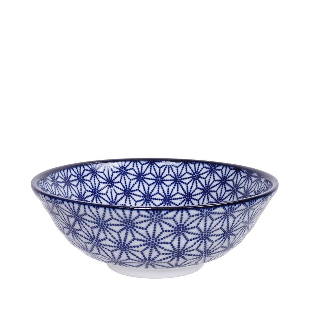Skål Nippon Star Ø21 cm blå
