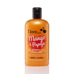 Mango & Papaya Bath & Shower Gel, 500 ml