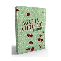 Presentask med fyra noveller av Agatha Christie