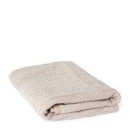 Handduk Herringbone 70×140 cm