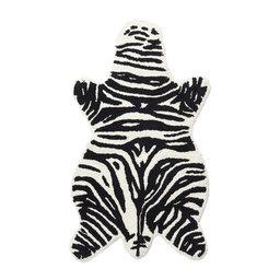 Badrumsmatta Zebra 96×56 cm