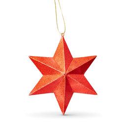 Julgransdekoration Stjärna 11 cm