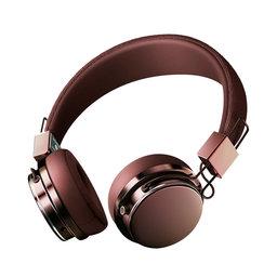 Hörlurar Plattan 2 Bluetooth Cherry Brown