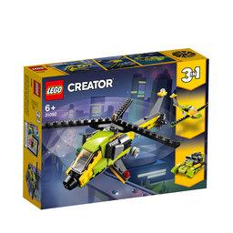 31092 Creator Vehicles, Helikopteräventyr