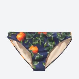 Underdel, Dark Orange Sport Bikini