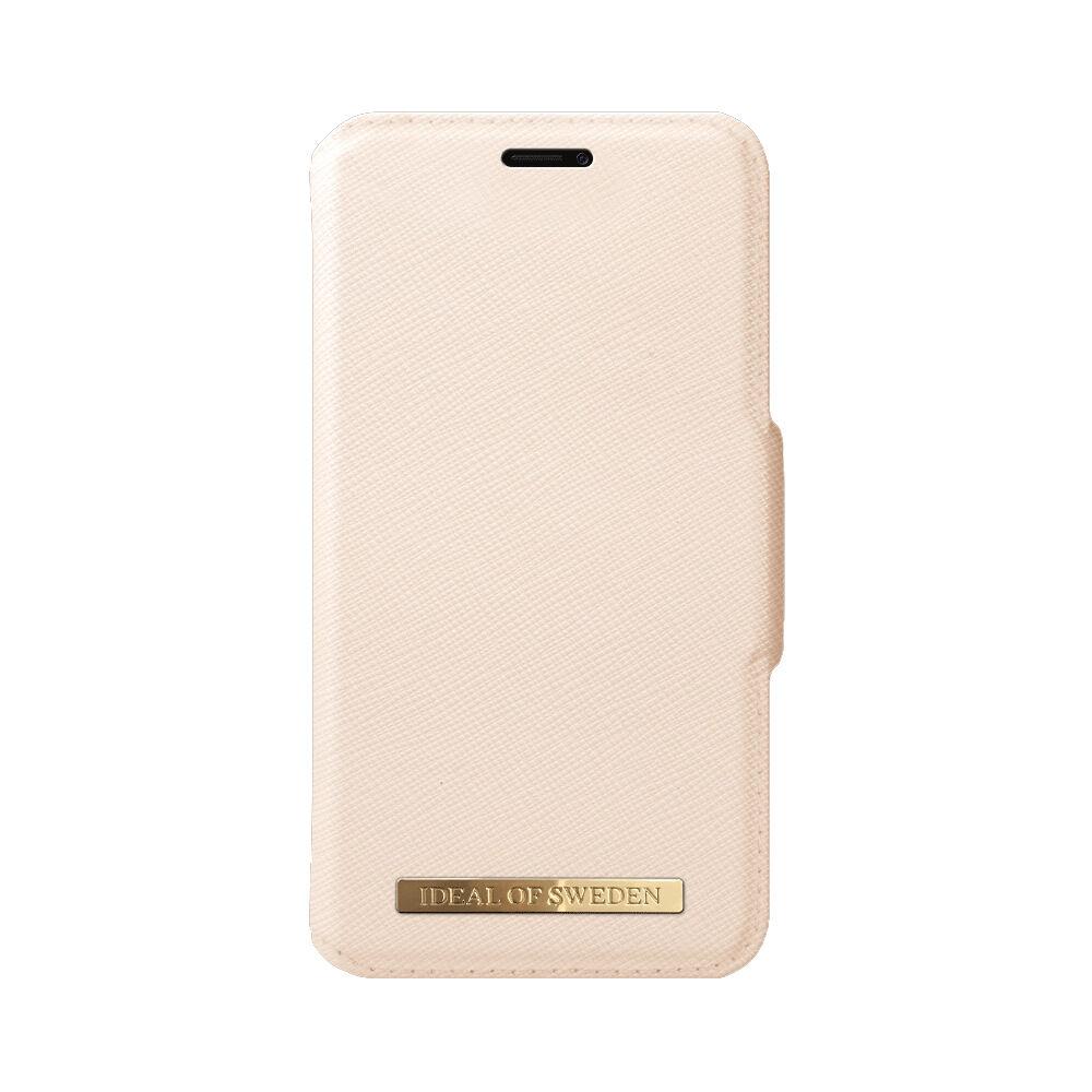 Plånboksfodral IPHONE X/XS BEIGE