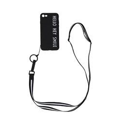 Skal och nyckelband iPhone 7/8