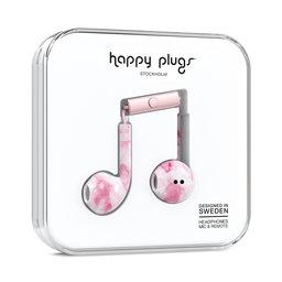 Earbud Plus Pink Marble