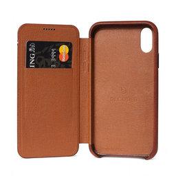 Plånboksfodral Läder iPhone Xs Max
