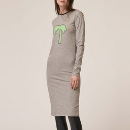 Print LS Dress, stl. 42