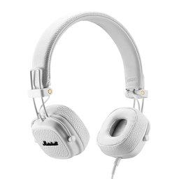 Hörlurar Major III Bluetooth White