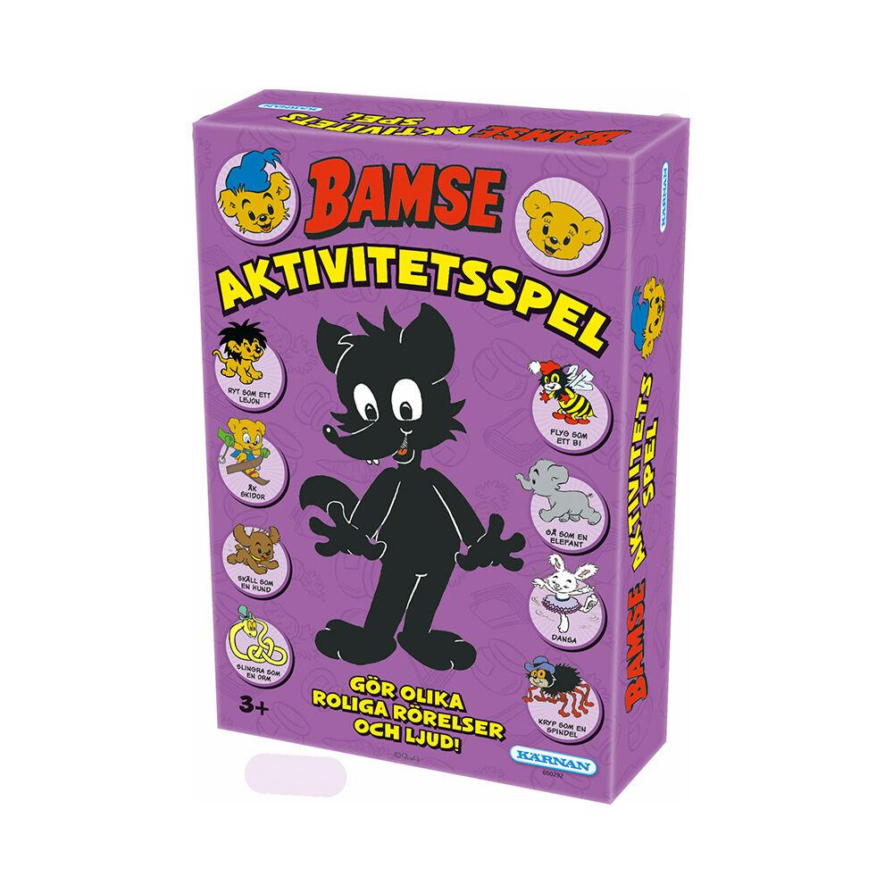 Bamse, Aktivitetsspel