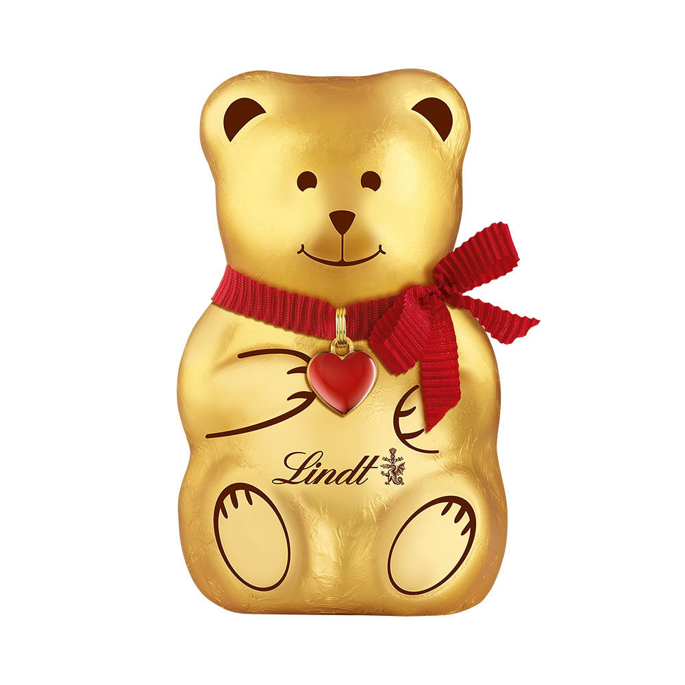 Hollow figures Gold Bear 200 g