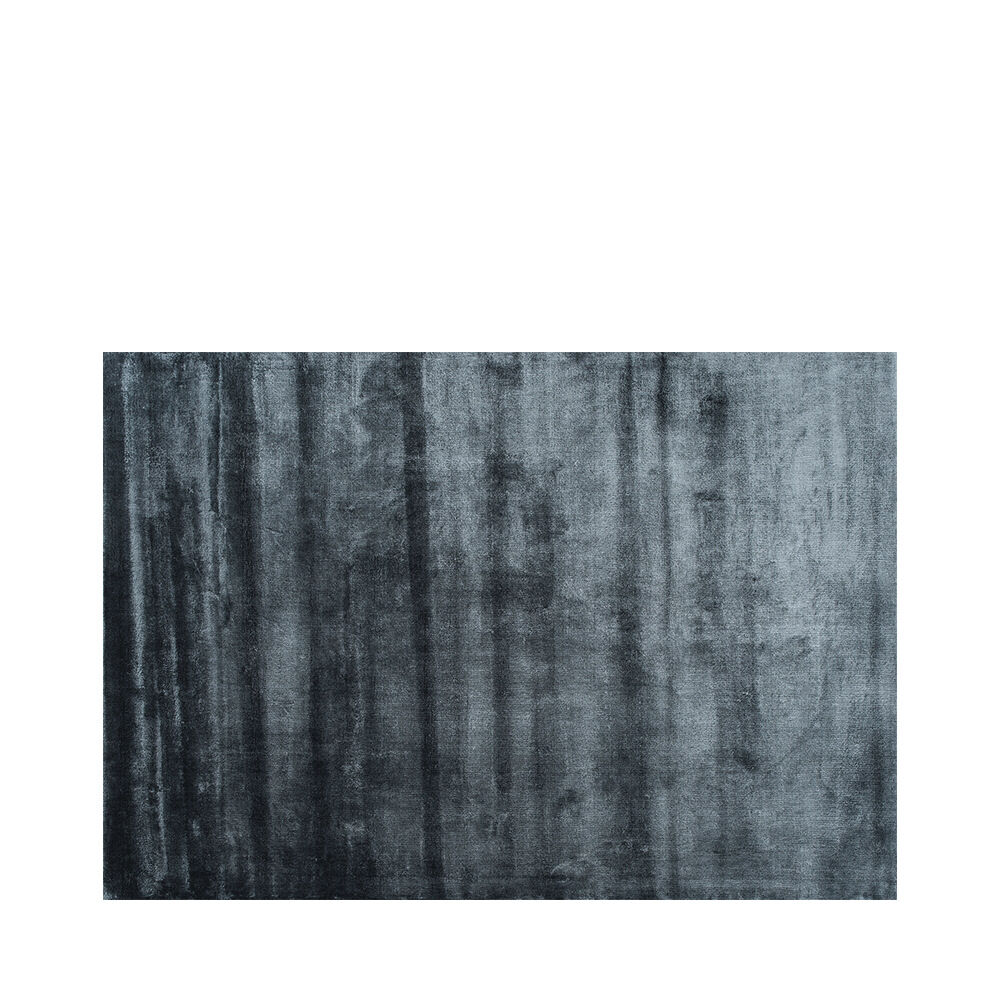 Matta Lucens 170×240 cm mörkblå