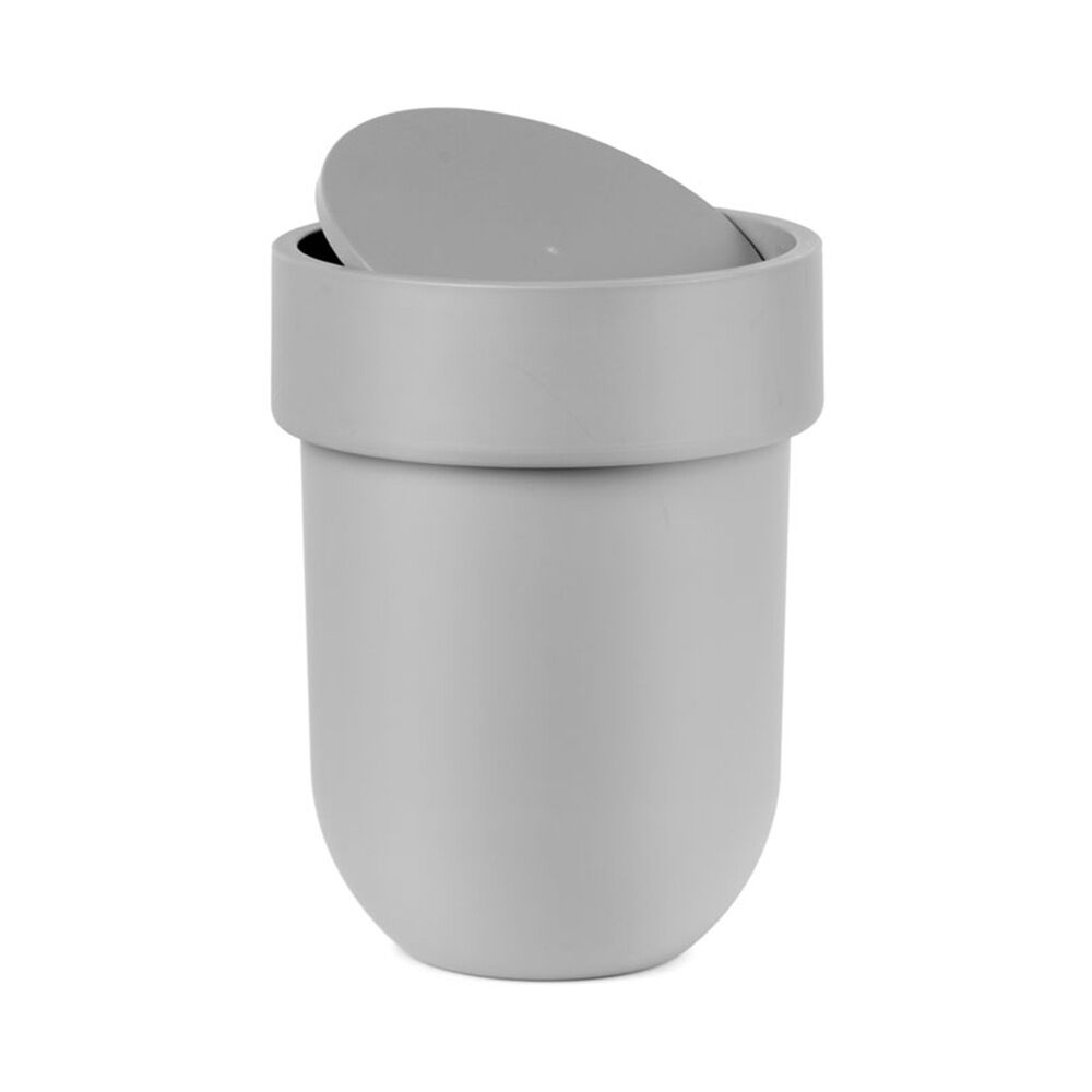 Waste Can Touch Grey