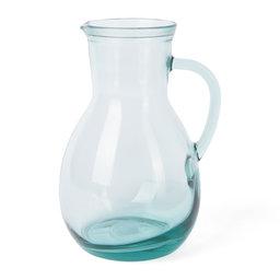 Karaff i återvunnet glas 225 L