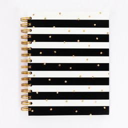 Organiser A5 Monochrome Stripe