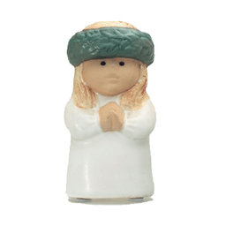Adventsbarn Lucia 11 cm