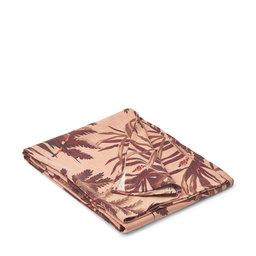 Bordsduk Vintage Leave, 145x220 cm, rosa