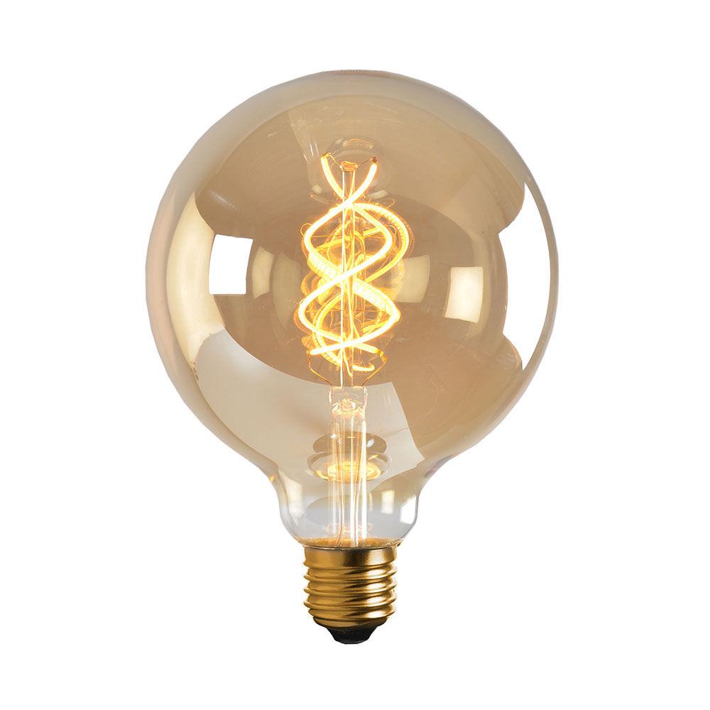 Ljuskälla LED Soft Filament Vintage 10 cm
