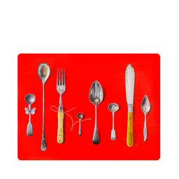 Bordstablett 2-pack Cutlery