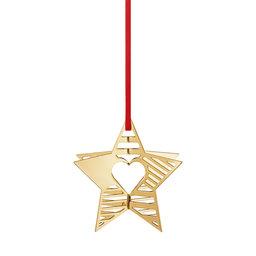 Juldekoration/ornament stjärna