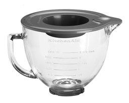 Artisan glasskål till köksmaskin
