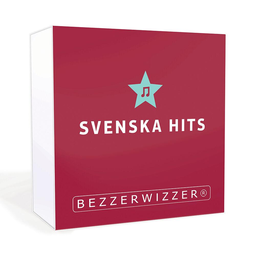Sällskapsspel Bricks Svenska Hits