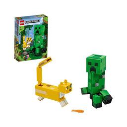 21156 BigFig Creeper™ and Ocelot