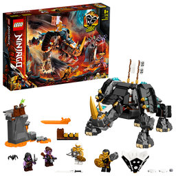 71719 LEGO® NINJAGO® — Zanes minovarelse
