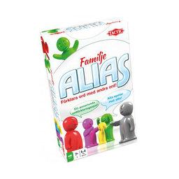 Familje Alias reseversion