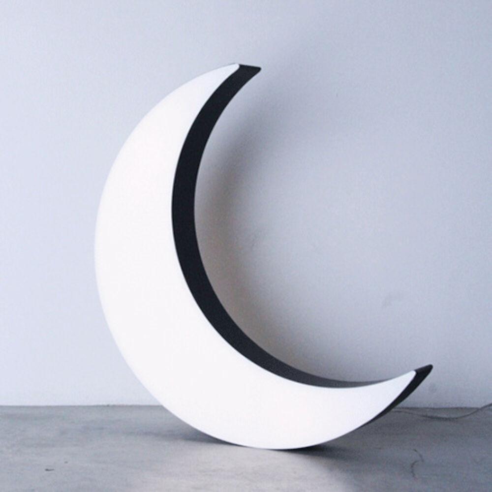 Lampa Half Moon 40x51x7 cm