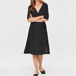 Aimée Print Dress