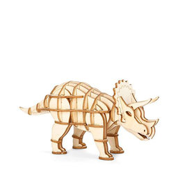 3D-pussel Triceratops