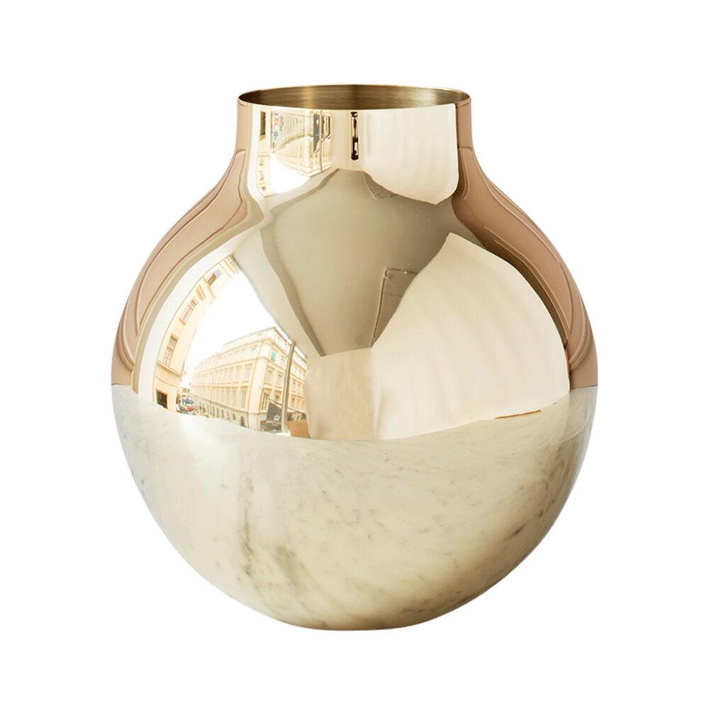 Vas Boule Stor 215×20 cm mässing