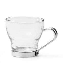 Mugg i glas 10 cl
