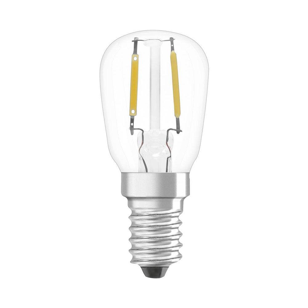 LED-lampa T26 12 Päron E14 Filament