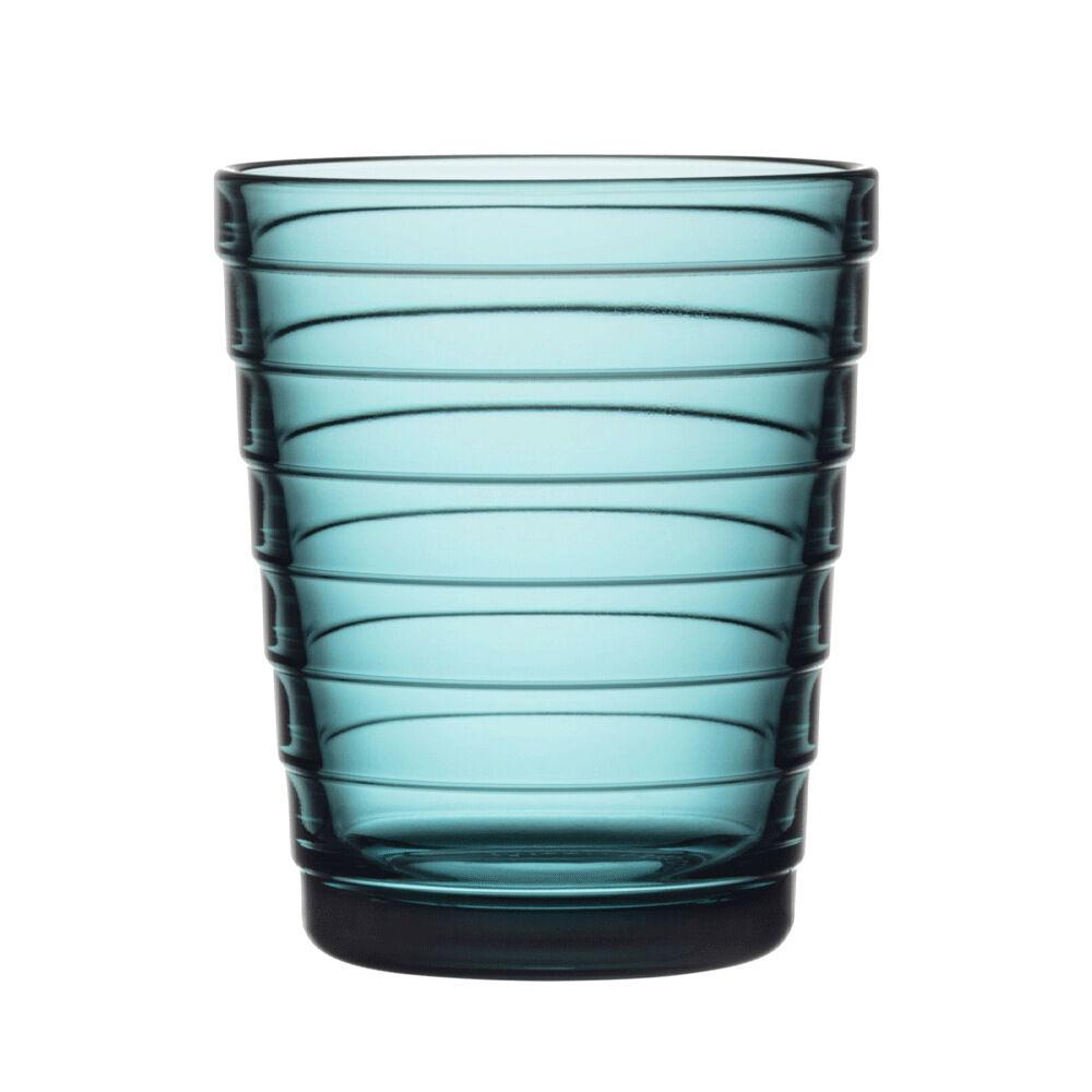 Glas Aino Aalto 22 cm 2 st